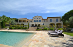 Villa à Grimaud , en bordure de golf