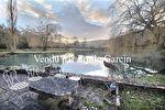 Une ravissante propriété avec étang privé et ses 2ha a vendre Vézelay 89450