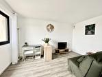 Studio meublé avec balcon - Bordeaux St Genès 2/4