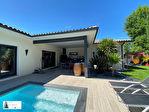 Belle villa contemporaine avec piscine et cuisine d'été 1/9