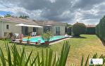 En exclusivité, jolie maison avec piscine à Saint Aubin de Médoc 9/10