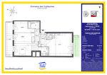 Appartement Neuf Noisy Le Sec -1 pièce(s) 35.20 m2 1/1
