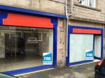 LOCAL COMMERCIAL FOUGERES - 55 m2 1/4
