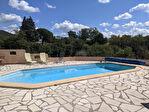 AUPS, charmante villa avec piscine sur 2500 m2 de terrain. 4/13