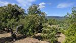 SALERNES, joli terrain constructible 1 700 m² 1/4