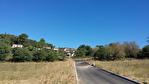 LORGUES beau terrain plat de 1200 m2 proche du village. 2/4
