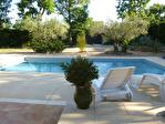 Régusse, charmante villa avec piscine sur 1022 m2 de terrain arboré. 4/17