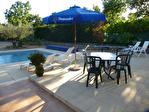 Régusse, charmante villa avec piscine sur 1022 m2 de terrain arboré. 15/17