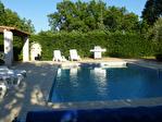 Régusse, charmante villa avec piscine sur 1022 m2 de terrain arboré. 17/17