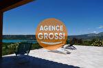 AIGUINES, au pied du lac de st croix superbe villa sur 4200 m2. 1/12