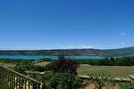 AIGUINES, au pied du lac de st croix superbe villa sur 4200 m2. 4/12