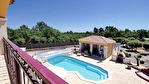REGUSSE  superbe villa avec piscine et dépendance. 3/9
