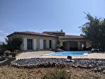 BARJOLS, superbe villa sur 5800 m2 de terrain au calme avec piscine. 1/8