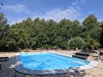 BARJOLS, superbe villa sur 5800 m2 de terrain au calme avec piscine. 2/8