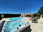 REGUSSE, charmante Villa avec piscine. 4/8