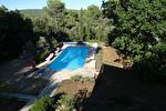 TAVERNES, charmante villa sur 7270 m2 de terrain. 4/7