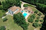 MOISSAC BELLEVUE, villa avec piscine sur 3189 m2 de terrain 1/8