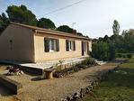 Villa plain pied Salernes 3 pièce(s) 80 m2, terrain divisible 5/6