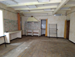 SALERNES, local commercial 41.19 m² + 3 caves 1/2