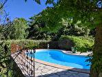 TOURTOUR, charmante villa avec piscine sur 1110 m2 de terrain. 1/10