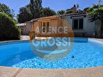 TOURTOUR, charmante villa avec piscine sur 1110 m2 de terrain. 2/10