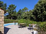 TOURTOUR, charmante villa avec piscine sur 1110 m2 de terrain. 8/10