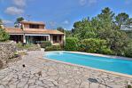 SILLANS LA CASCADE, villa 7 pièces, garage et piscine 1/9