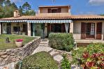 SILLANS LA CASCADE, villa 7 pièces, garage et piscine 7/9
