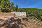 Salernes, villa avec vue sur 9600 m2 de colline 1/5