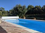 SILLANS LA CASCADE, villa de plain pied, 4 pièces, 100 m², garage et piscine 1/10
