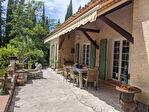 MOISSAC BELLEVUE, charmante villa sur 3200 m2 de terrain avec piscine. 5/10