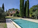 SALERNES, maison provençale 8 pièces, vue dégagée, piscine, garage, 9 183 m² de terrain. 1/15