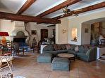 SALERNES, maison provençale 8 pièces, vue dégagée, piscine, garage, 9 183 m² de terrain. 4/15
