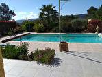 SALERNES maison de plain pied 120 m², garage, piscine, au calme, vue dégagée 3/13