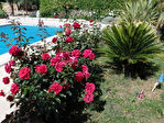 SALERNES maison de plain pied 120 m², garage, piscine, au calme, vue dégagée 13/13