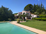 VILLECROZE maison provençale 6 pièces 180 m², piscine, garage, proche village 1/14