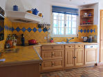 VILLECROZE maison provençale 6 pièces 180 m², piscine, garage, proche village 12/14