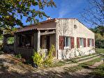SOUS OFFRE, SILLANS LA CASCADE, maison de plain pied 85 m² + garage, puits 1/10