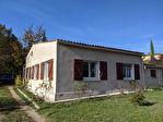 SOUS OFFRE, SILLANS LA CASCADE, maison de plain pied 85 m² + garage, puits 3/10