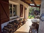 SOUS OFFRE, SILLANS LA CASCADE, maison de plain pied 85 m² + garage, puits 7/10