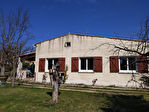 SOUS OFFRE, SILLANS LA CASCADE, maison de plain pied 85 m² + garage, puits 10/10