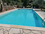 AUPS, charmante villa provençale avec piscine et vue dégagée. 2/7