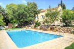 VENDU...VILLECROZE, superbe bastide avec piscine 190m², 9 pièces, jolie vue 1/13