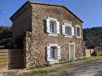 Tourtour, en Provence verte superbe bastide du XIII siècle en pierre. 3/11