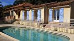VILLECROZE, maison de plain pied 167 m², proche village, piscine et garage 1/14