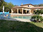 Flayosc, Villa de 163 m2 avec piscine sur 4000m2 de terrain arboré. 14/14