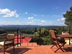 Lorgues, maison de qualité avec vue panoramique et piscine 2/16