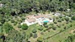 FLAYOSC - Villa de 260 m2 sur 4490 m2, vue sur le Massif des Maures 1/18