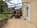 SOUS COMPROMIS, SALERNES, bastide 192 m² avec dépendance, garage et piscine 2/12