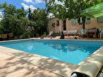 SOUS COMPROMIS - Régusse, Jolie Maison au calme de 104 m² avec piscine. 2/8